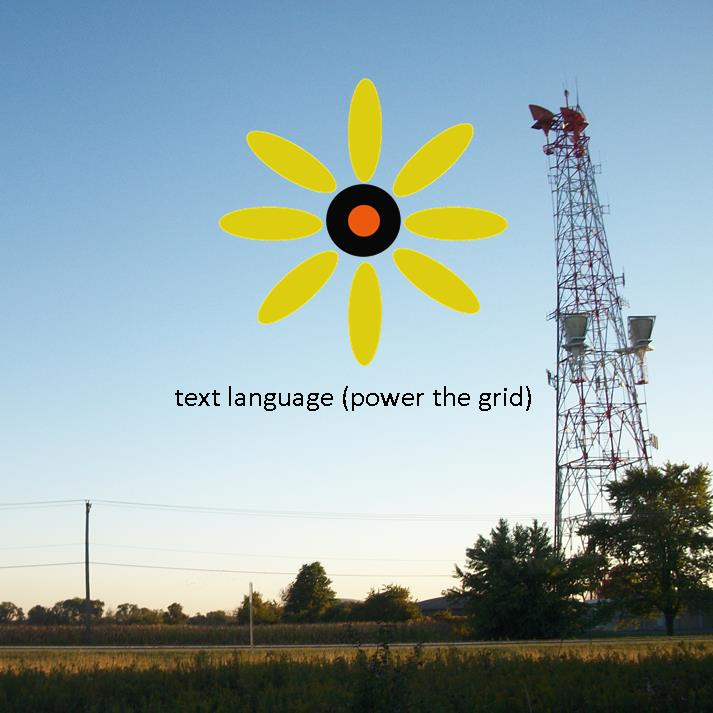 Text Language (Power the Grid)
