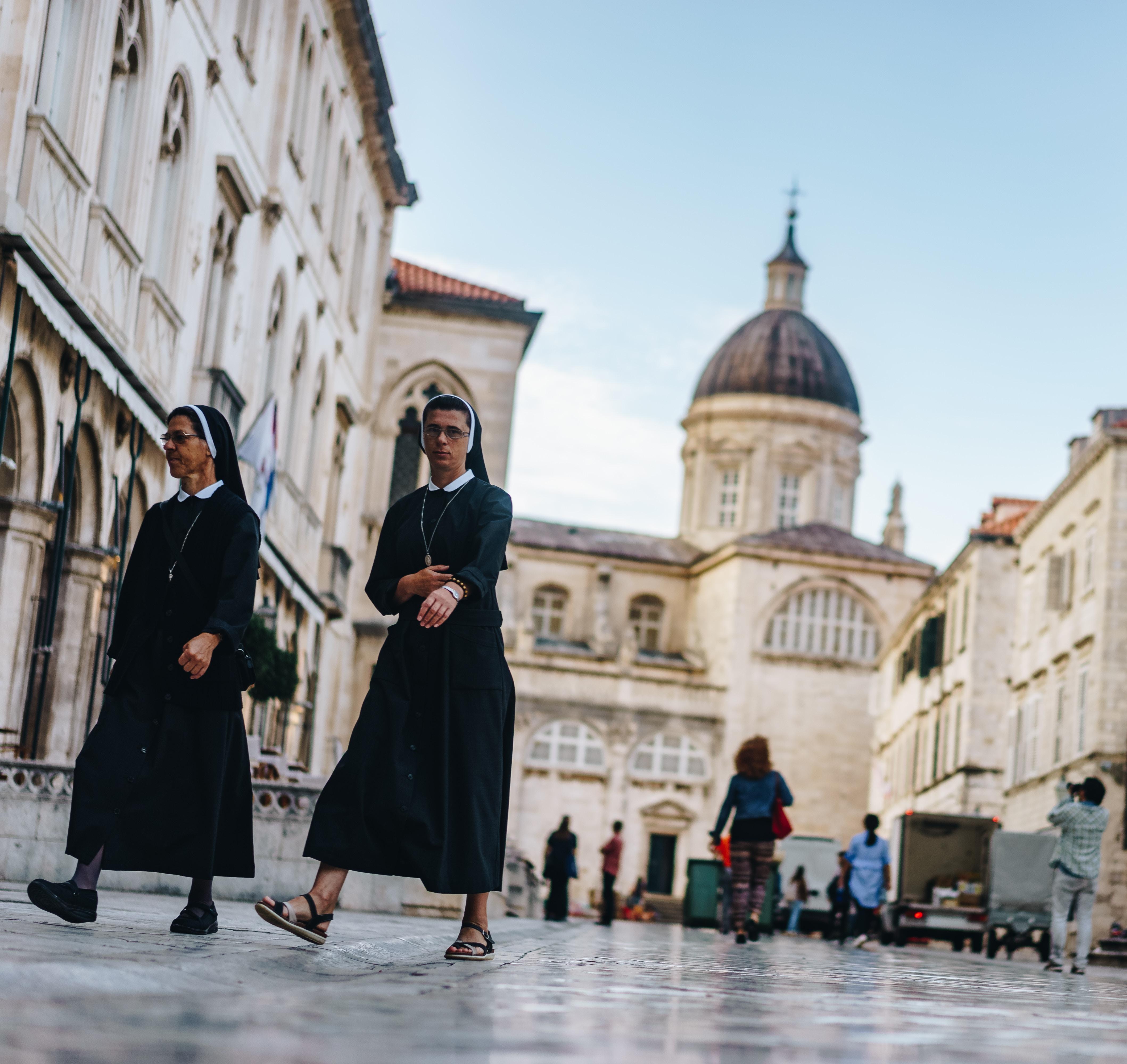 Lieutenant Nun: Freedom Through Violence?