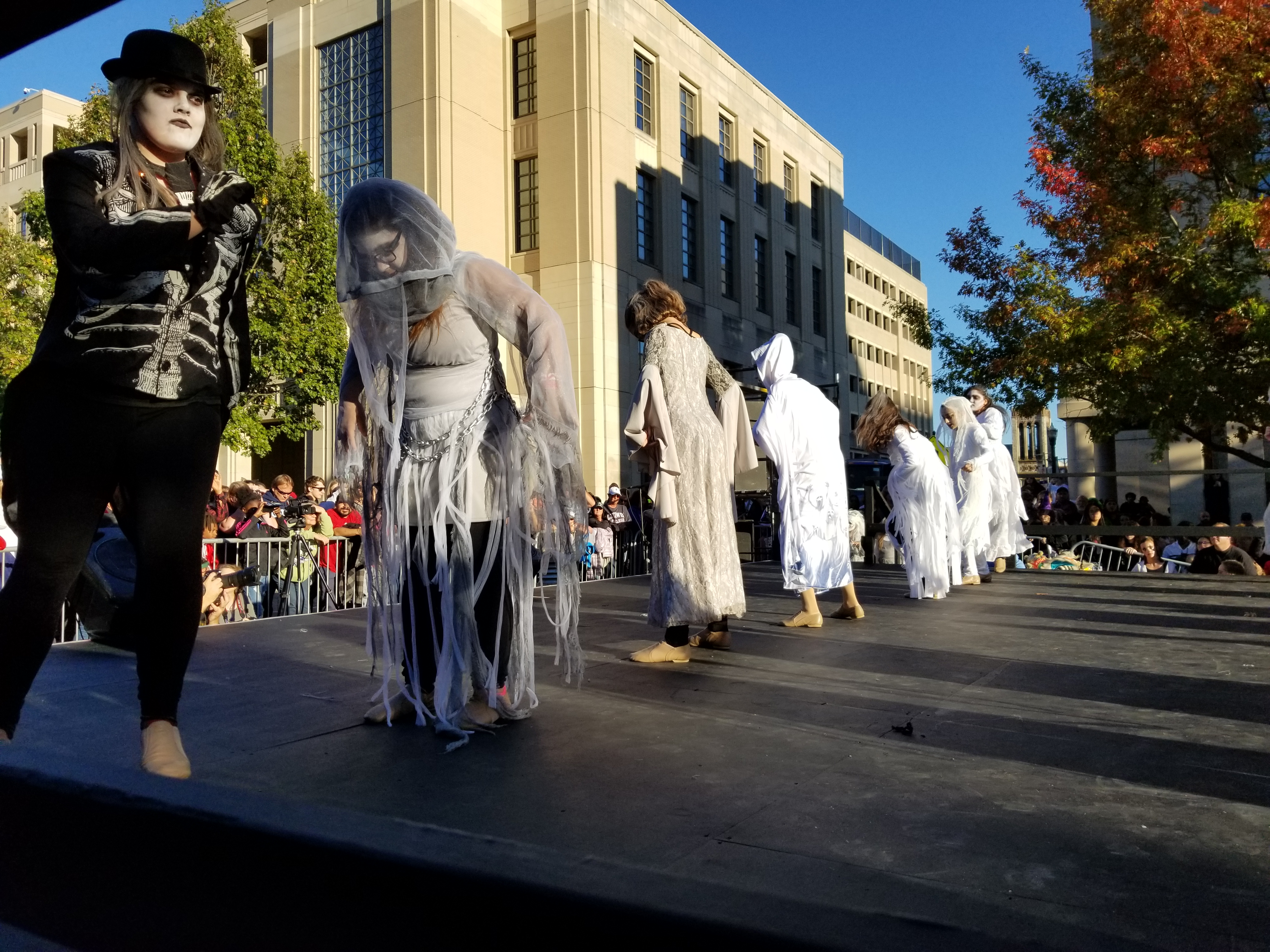 The Halloween Show